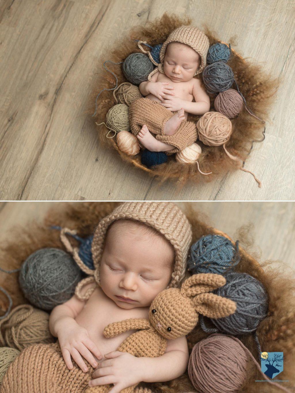 fotografia fotos girona figueres emporda monica quintana bebes niños recien nacido newborn familia retrato