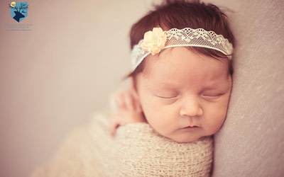 Fotos de recién nacida en Girona