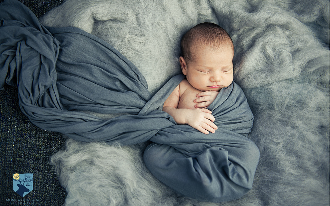 Adrià, sesión newborn