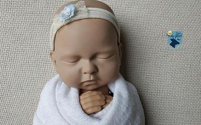 Tutorial: Cómo hacer fotos a tu recién nacido en casa