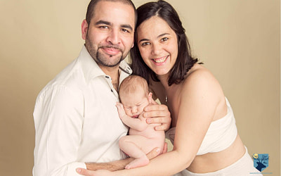 Fotos newborn en Figueres Girona
