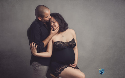 Fotos de embarazo en Figueres (Girona)