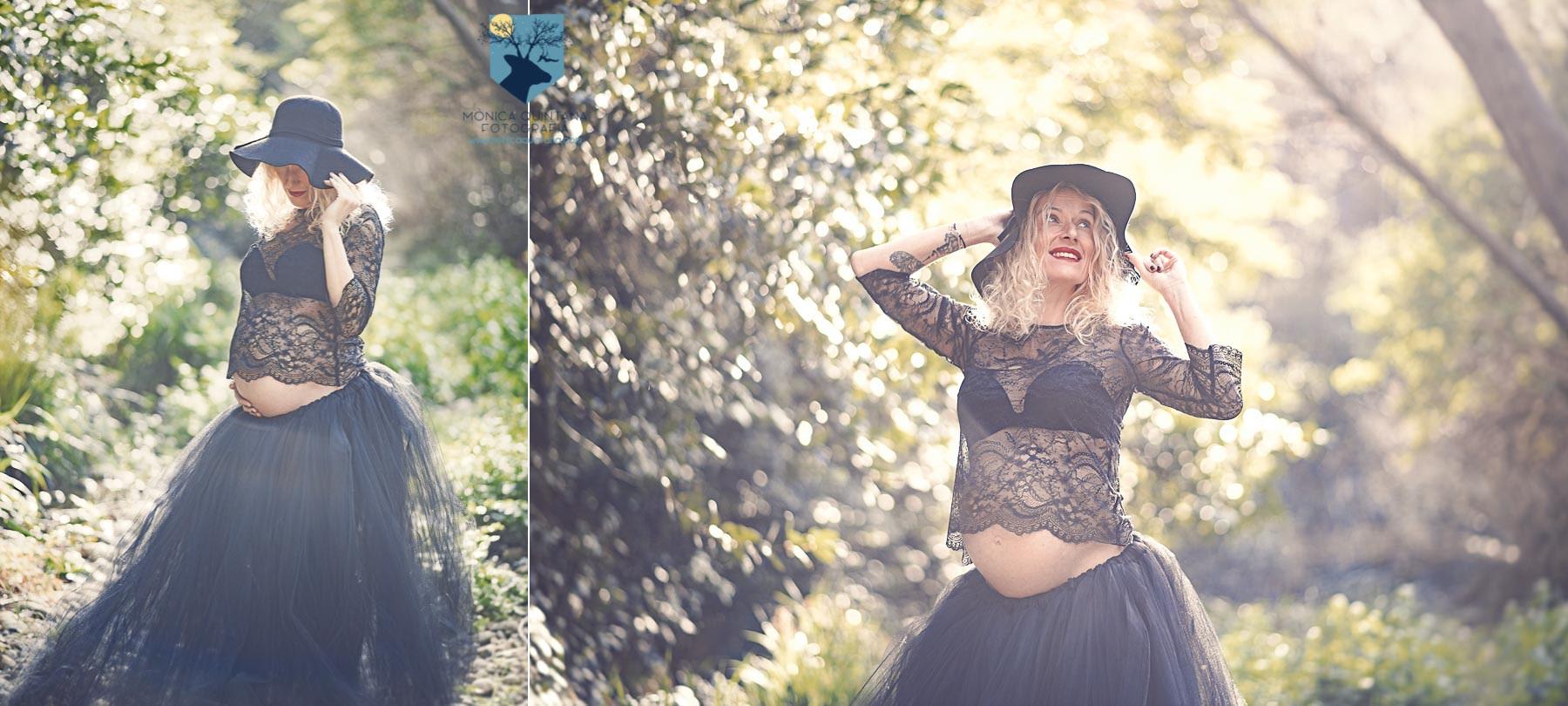 fotografia girona figueres emporda monica quintana familia retrato embarazo embarazada pareja amor naturaleza embaras natura parella fotos