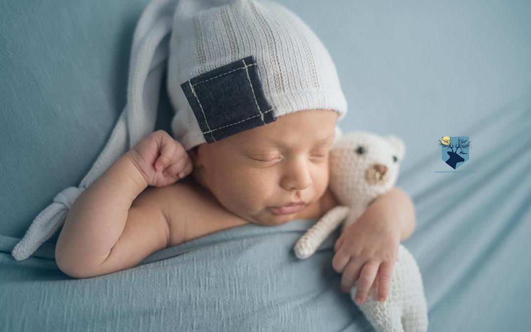 Fotos de recién nacido en Girona