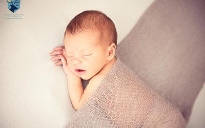 Unai fotos de recién nacido en Figueres (Girona)