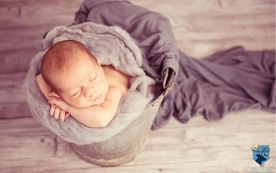 Fotos de recién nacido en Girona – Xavier