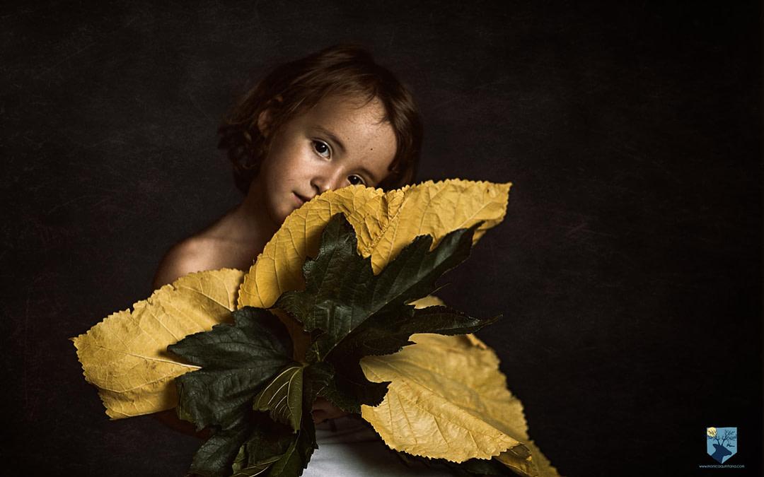 Fotos de niña vintage