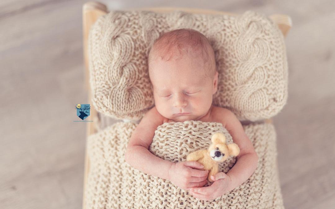 Fotos newborn en Figueres (Girona)